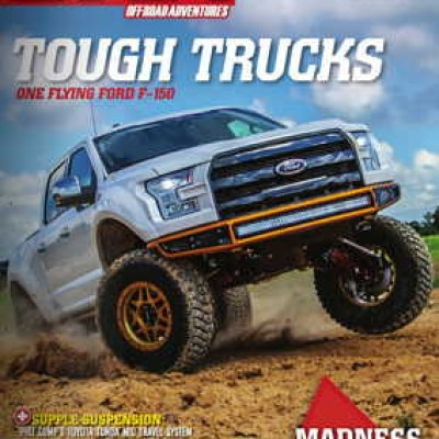 Free Off-Road Adventures Magazine