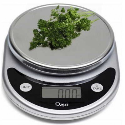 Ozeri Multifunction Kitchen Scale Only $12.14 + Prime