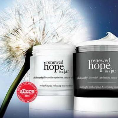 Free Philosophy Samples: Renewed Hope In A Jar