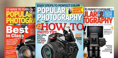 Free Popular Photography Subscription