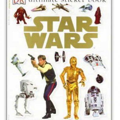 Classic Star Wars Ultimate Sticker Book Just $3.86 + Prime