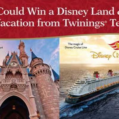 Disney Vacation Sweepstakes: Disney World & Cruise
