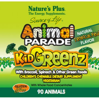 Free Animal Parade KidGreenz Samples