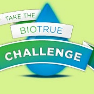 Free Sample of Biotrue Contact Lens Solution
