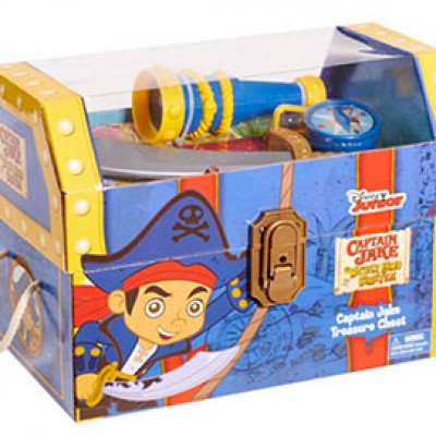 Jake and the Neverland Pirates Accessory Trunk Assortment Only $7.68 (Reg $16.99) + Prime