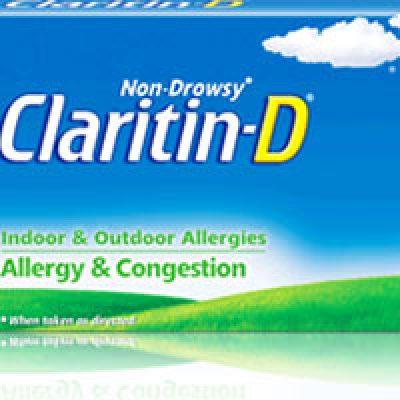 Claritin d free coupons
