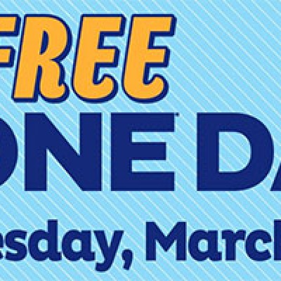 DQ: Free Cone Day Today!