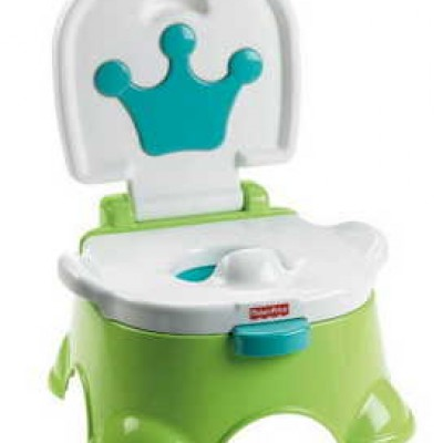 Fisher-Price Royal Stepstool Potty Just $19.99 + Prime