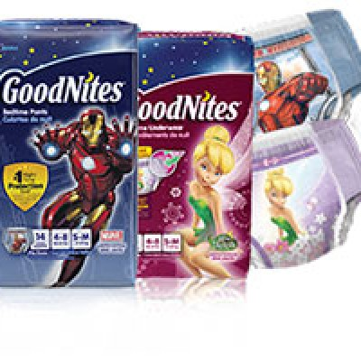 Goodnights & Pull-Ups Coupons