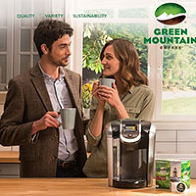 Free Green Mountian K-Cup Pod Sample