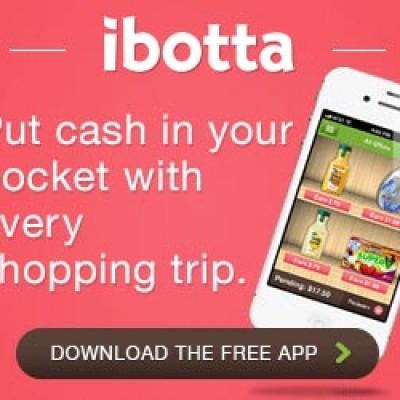 Ibotta App: Earn Cash When You Shop