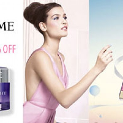 Lancome Coupons, Samples & Deals
