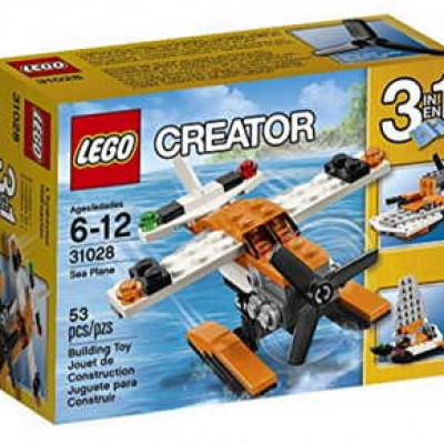 LEGO Creator Sea Plane Just $3.99 As Prime Add-On