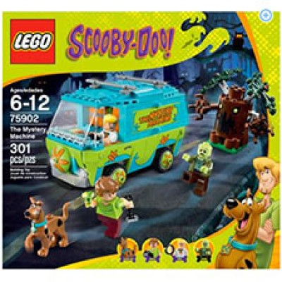 LEGO Scooby-Doo The Mystery Machine, 75902 Just $20.99 (Reg $29.99)
