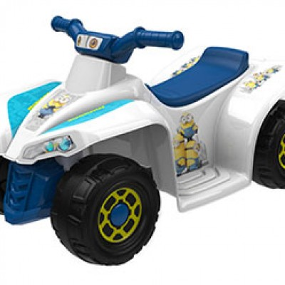 Minions Battery-Powered Ride-On Only $49.00 (Reg $89.97) + Free Pickup