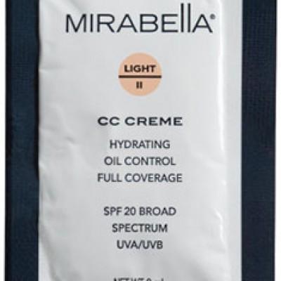 Mirabella CC Creme Sample