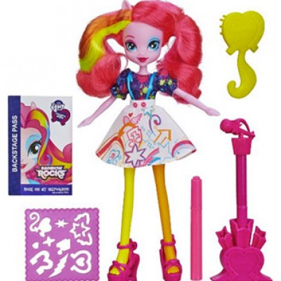 My Little Pony Equestria Girls Pinkie Pie Doll Only $9.00 (Reg $21.99) + Prime