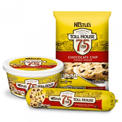 Nestle Cookie Dough Coupons