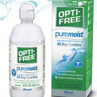 Opti-Free Contact Solution Coupon