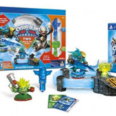 Skylanders Trap Team Starter Pack - PlayStation 4 Only $13.35 (Reg $54.99) + Prime