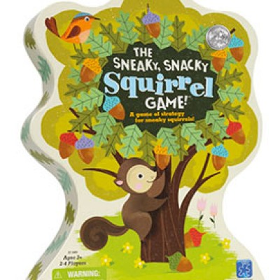The Sneaky, Snacky Squirrel Game Just $12.99 (Reg $21.99) + Prime