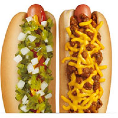 Sonic: $1 All-American & Chili Cheese Hotdogs - Today Only