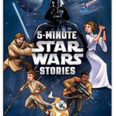 5-Minute Star Wars Stories Hardcover Only $7.63 (Reg $12.99) + Prime