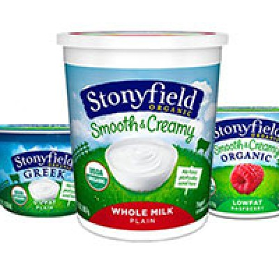 Stonyfield Organic Coupon