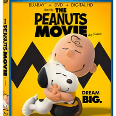 Peanuts Movie Deal: Blu-Ray For Just $12.99 (Reg $39.99) + Prime