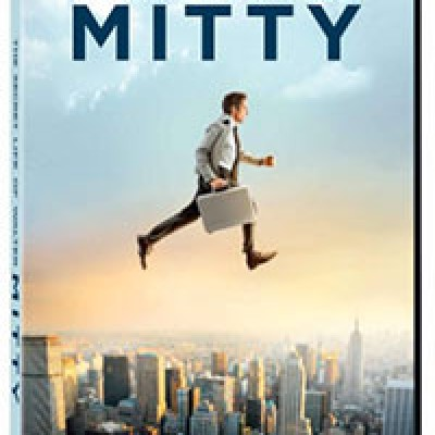 The Secret Life of Walter Mitty DVD Only $3.99 (Reg $29.98) + Prime