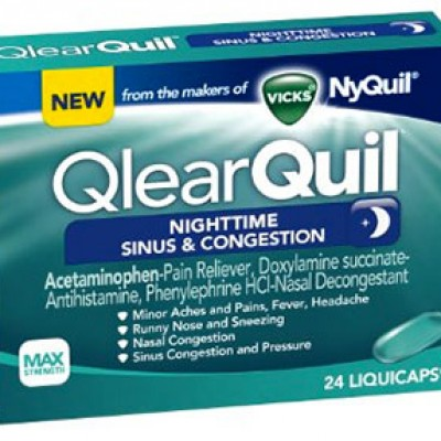 Vicks QlearQuil Coupon