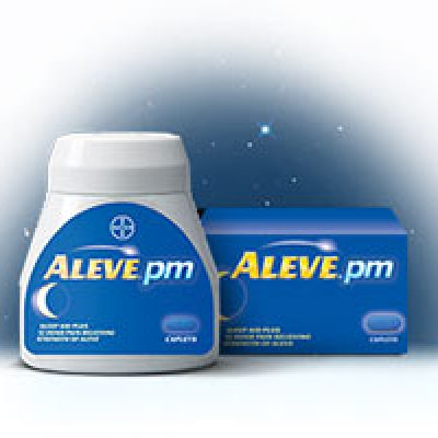 Aleve PM Coupon
