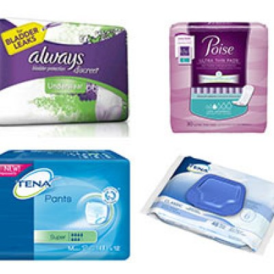 Free Adult Diapers & Pads