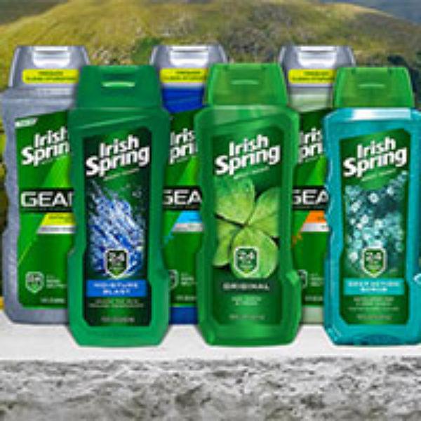 Irish Spring Body Wash Coupon