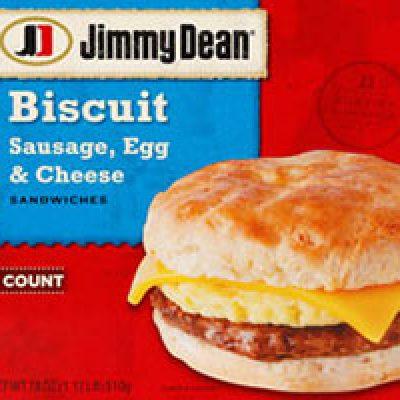 Jimmy Dean Frozen Sandwiches Coupon