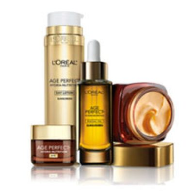 Free L'Oreal Age Perfect Samples