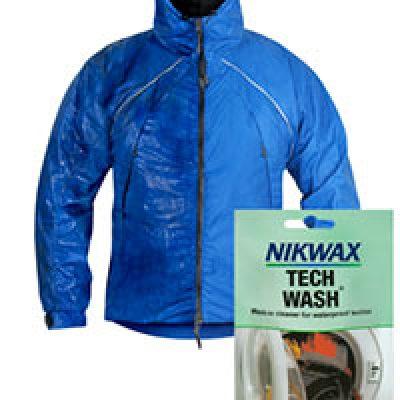 Nikwax Tech Wash Samples