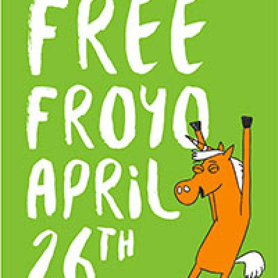 Orange Leaf: Free Froyo - April 26th Only