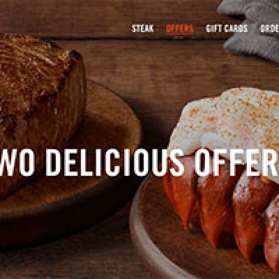 Outback Steakhouse: $4 Off 2 Dinner Entrees