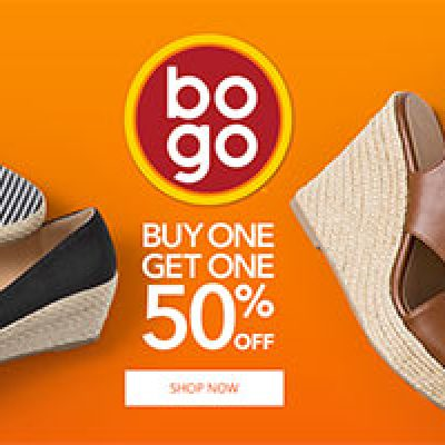 Payless: BOGO 50% Off + 15% Off Sandals