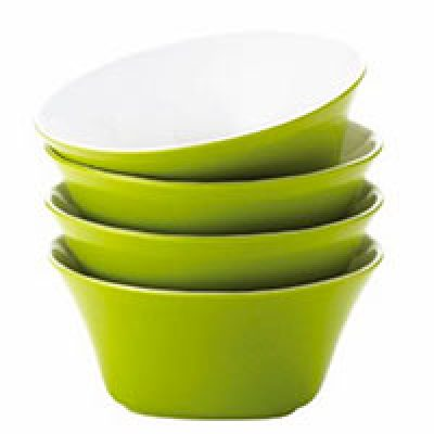 Rachael Ray 4-Piece Cereal Bowl Set Only $9.99 (Reg $40.00) + Prime