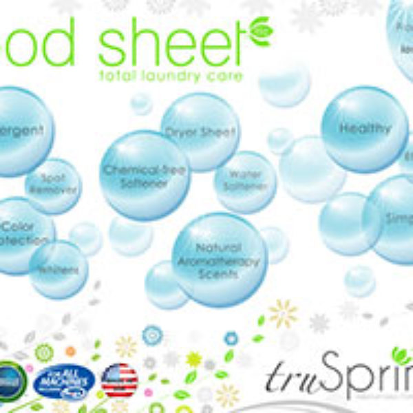 Free truSpring Good Sheet Samples