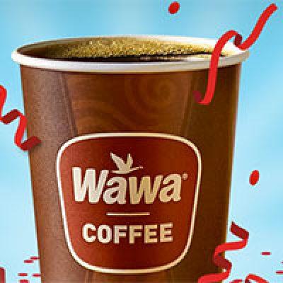 WaWa Day: Free Coffee on April 14th