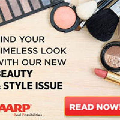 Free AARP Beauty and Style Digital Issue