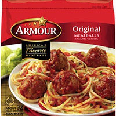 Armour Meatballs Coupon