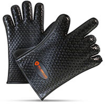 Silicone BBQ & Oven Gloves Only $7.95 + Prime