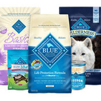 Blue Buffalo Dog Food Coupon