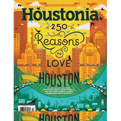 Free Houstonia Magazine