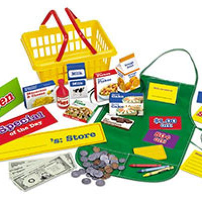 Learning Resources Pretend & Play Supermarket Set Only $9.99 ($24.99) + Prime