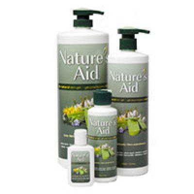Free Nature's Aid Skin Gel Samples